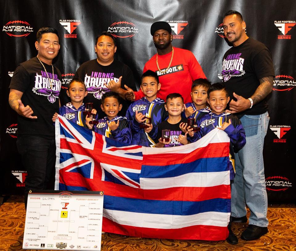 6u Champs - Insane Ravens (Hawaii)