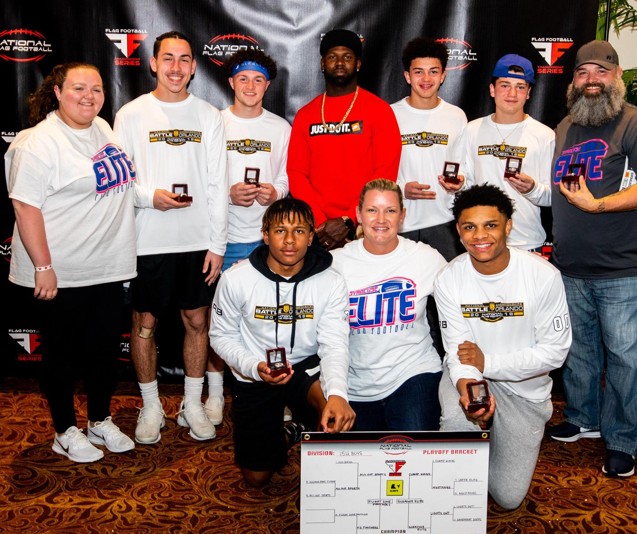 15u Champs - Syracuse Elite (NY)