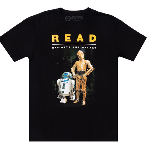 PRE-ORDER Star Wars Shirt - R2-D2 and C-3PO
