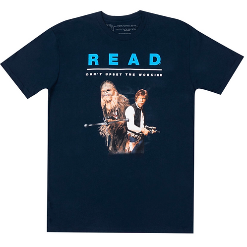 PRE-ORDER Star Wars Shirt - Han and Chewie