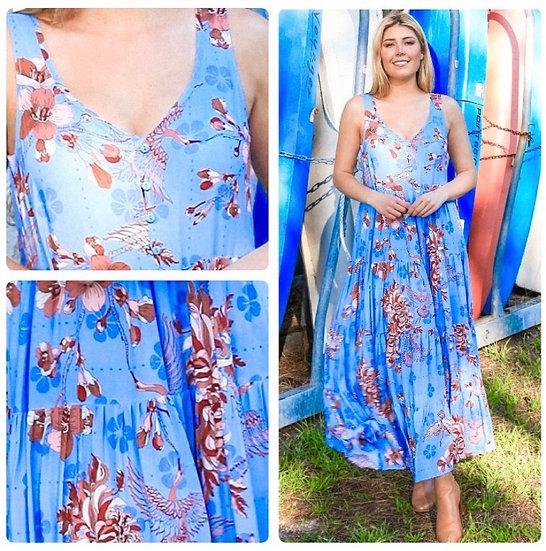 Helena Maxi Dress!