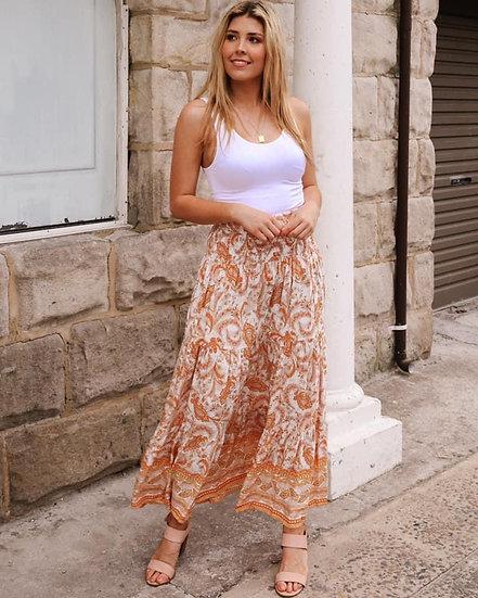 Valentina Maxi Skirt!