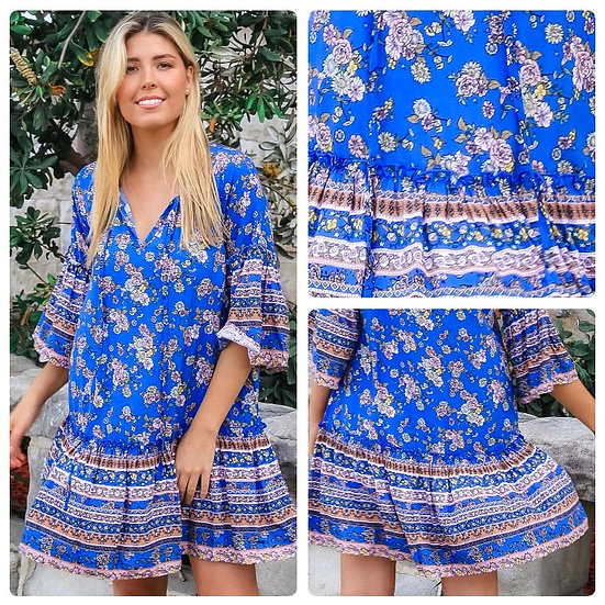 Alison Tunic Mini Dress!