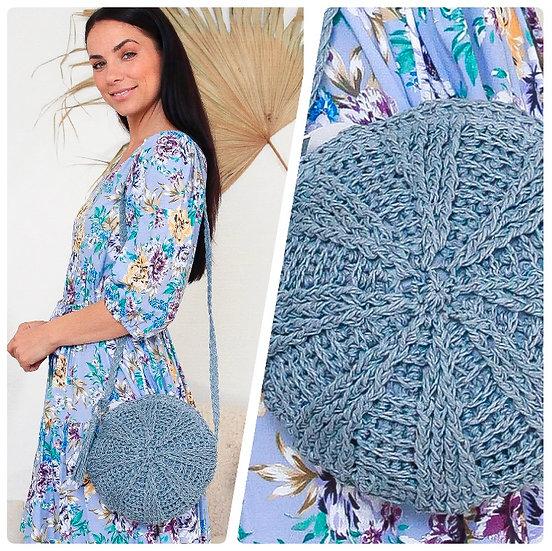 Amelia Mini Blue Bag!