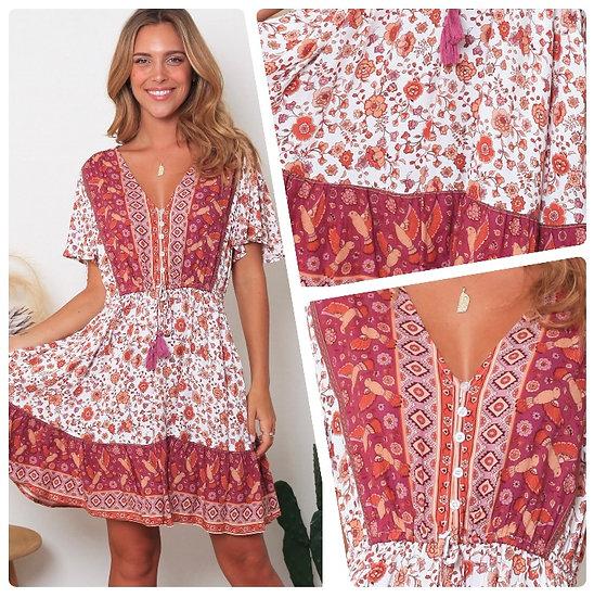 Maribel Mini Dress!