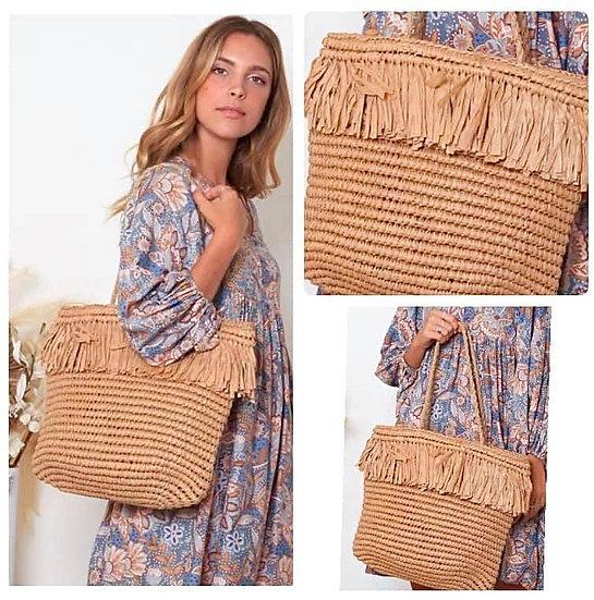 Coco Straw Handbag!