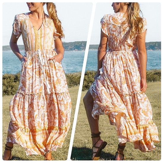 Valentina Maxi Dress!