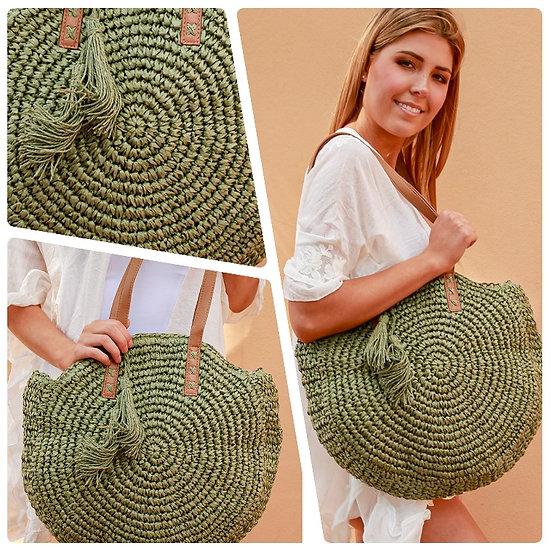 Norah Weave Bag!