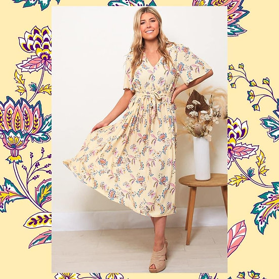 Grace Midi Dress!