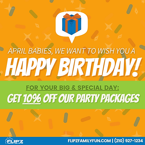 Flipz - April Birthday Special (Email).p