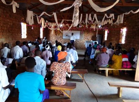 Bibles in Lango!
