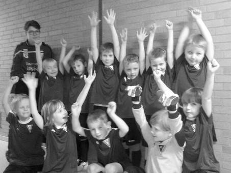 G-Jugend erreicht die Halbfinalrunde der Hallenkreismeisterschaft!