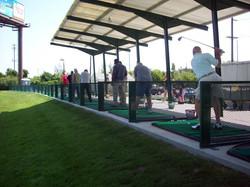 Range Barrier Breaking Golf Clinic