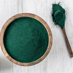 Spirulina is a blue green algae that we use in all the Detox natural skincare range handcrafted by Butter Bar Soapery. It is known to have phytonutrients, iron and protein sources including vitamins which provide anti bacterial, anti inflammatory and anti ageing benefits giving you clearer, detoxified skin.