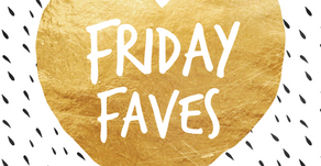 """FRIDAY FAVES"" REVIEW BY AWARD WINNING BLOGGER - TALENTED LEX"