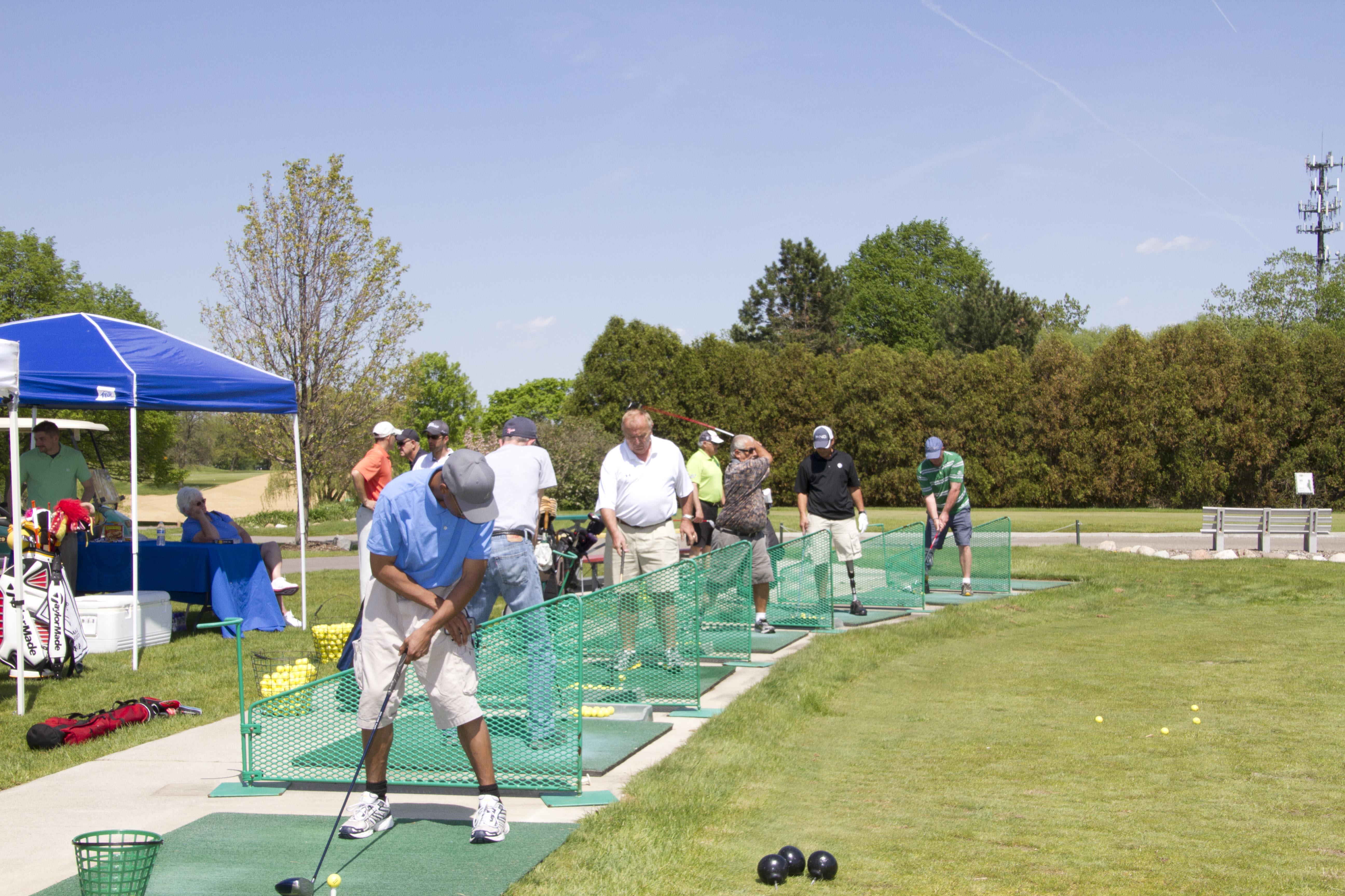 Barrier Breaking Golf