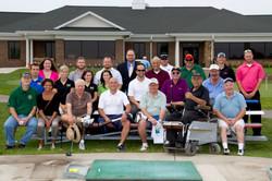 Barrier Breaking Golf Event