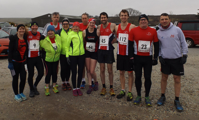 Great Flat Lode 10K - an old favourite with a new course