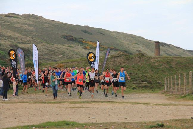 Godrevy 10K...the 2017 Summer Sessions are go!