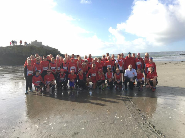 St. Michael's Mount Remembrance Run