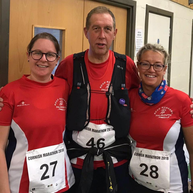 Cornish Marathon - The Beast of Cornwall