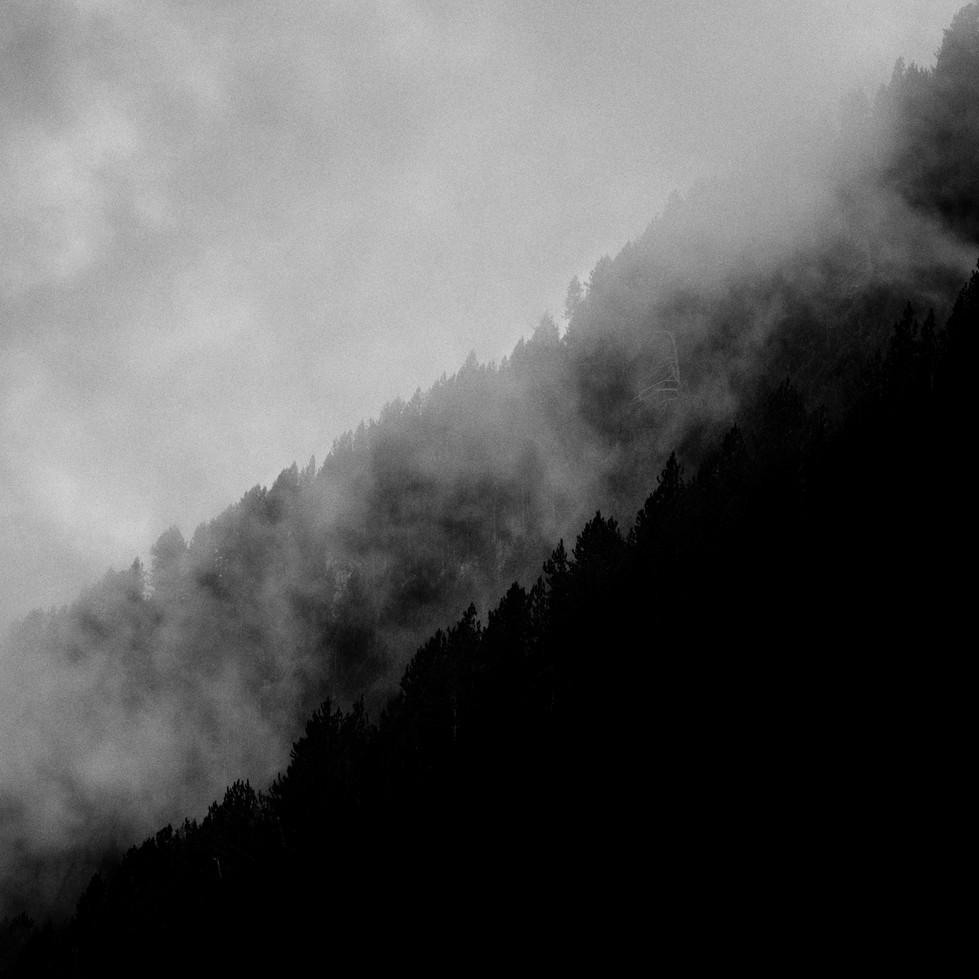 Misty mountain I - Olympus, Greece