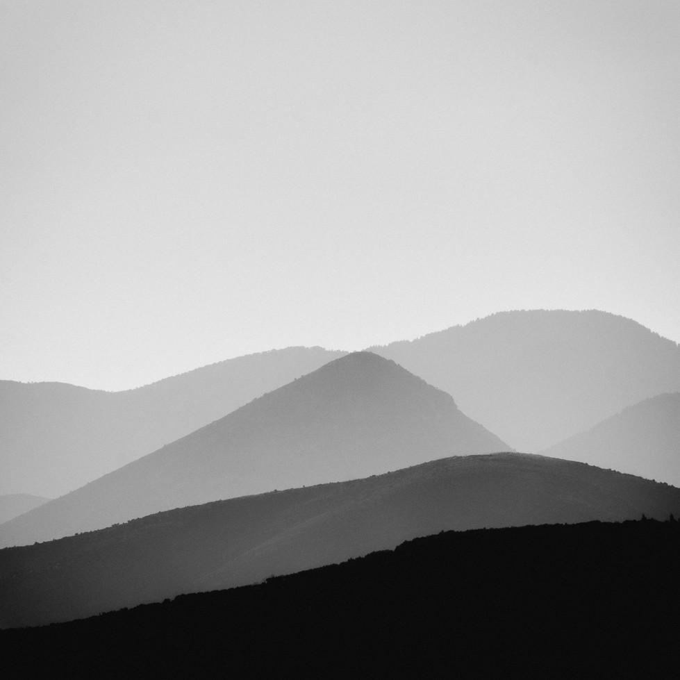 Mountain lines II