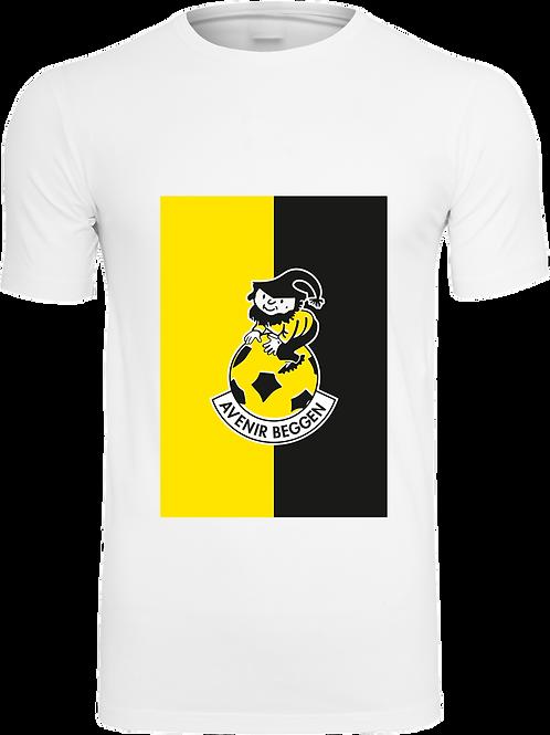 T-Shirt Drapeau Beggen