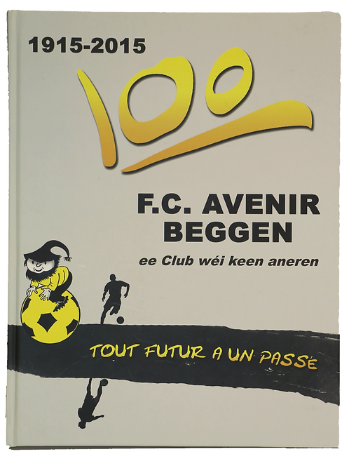Livre 100 ans Avenir Beggen