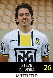 Oliveira Pereira Steve
