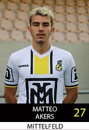 Matteo Akers