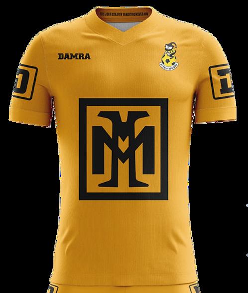 Trikot Goal Keeper Yellow
