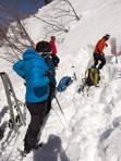 Analiza snežne odeje v Krnici