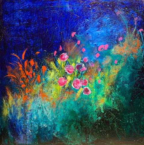 Maria-Victoria Checa Art   Abstract Paintings   Washington, DC   Acrylic and Oil Paintings   Bethesda, MD