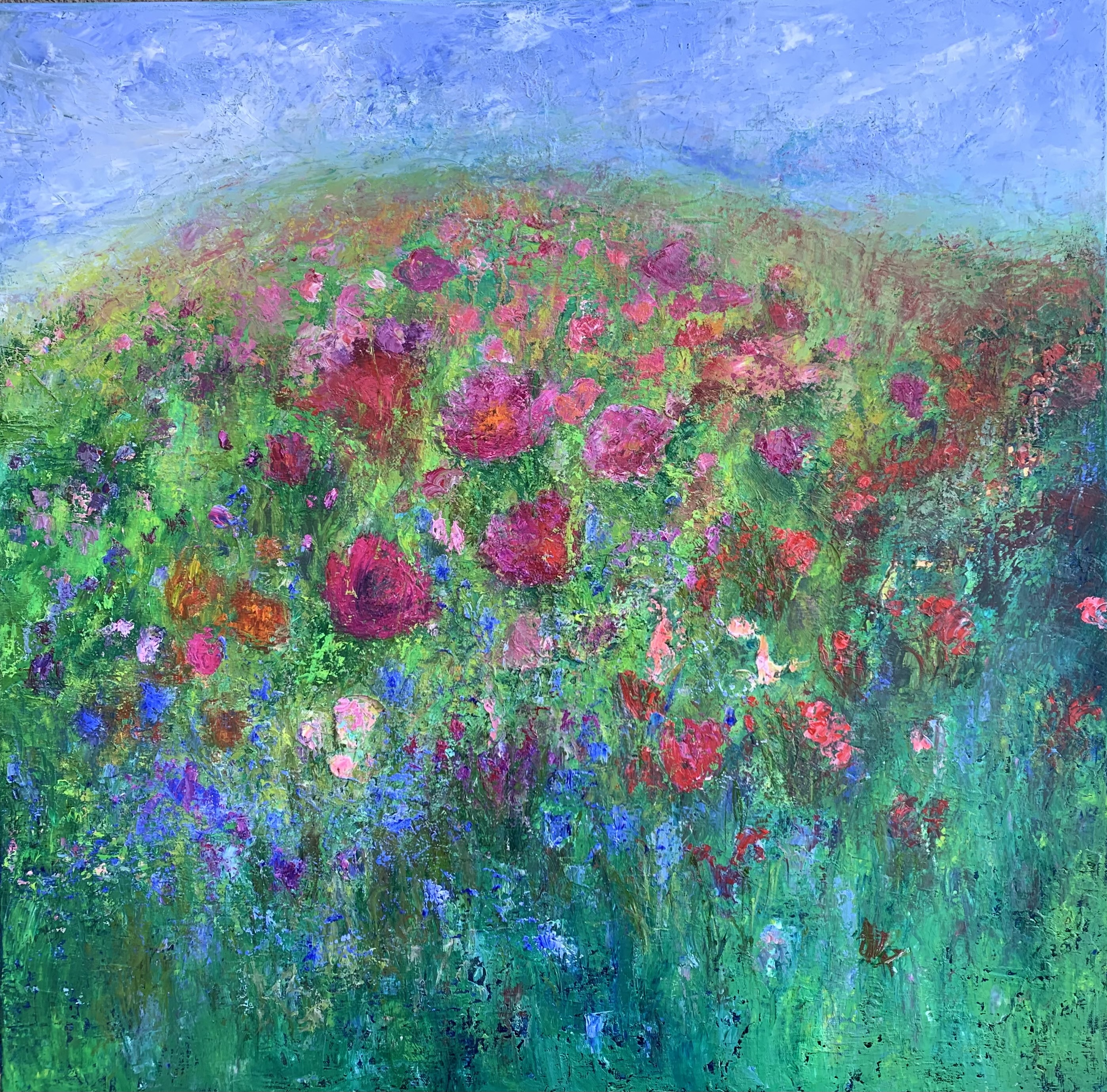 Field of Flowers 2