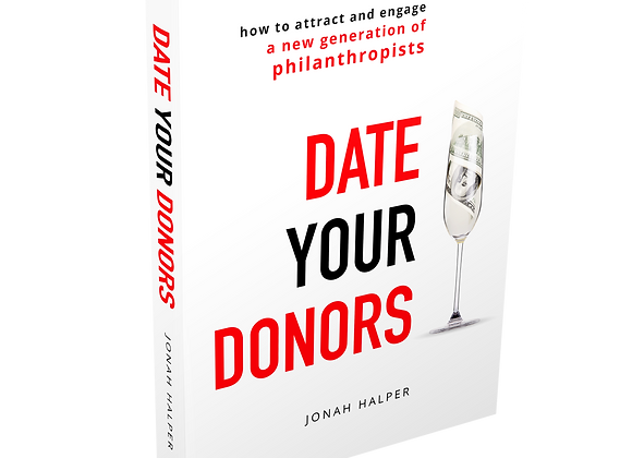 Date Your Donors (Paperback)