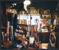 借家のアトリエ・1999年頃