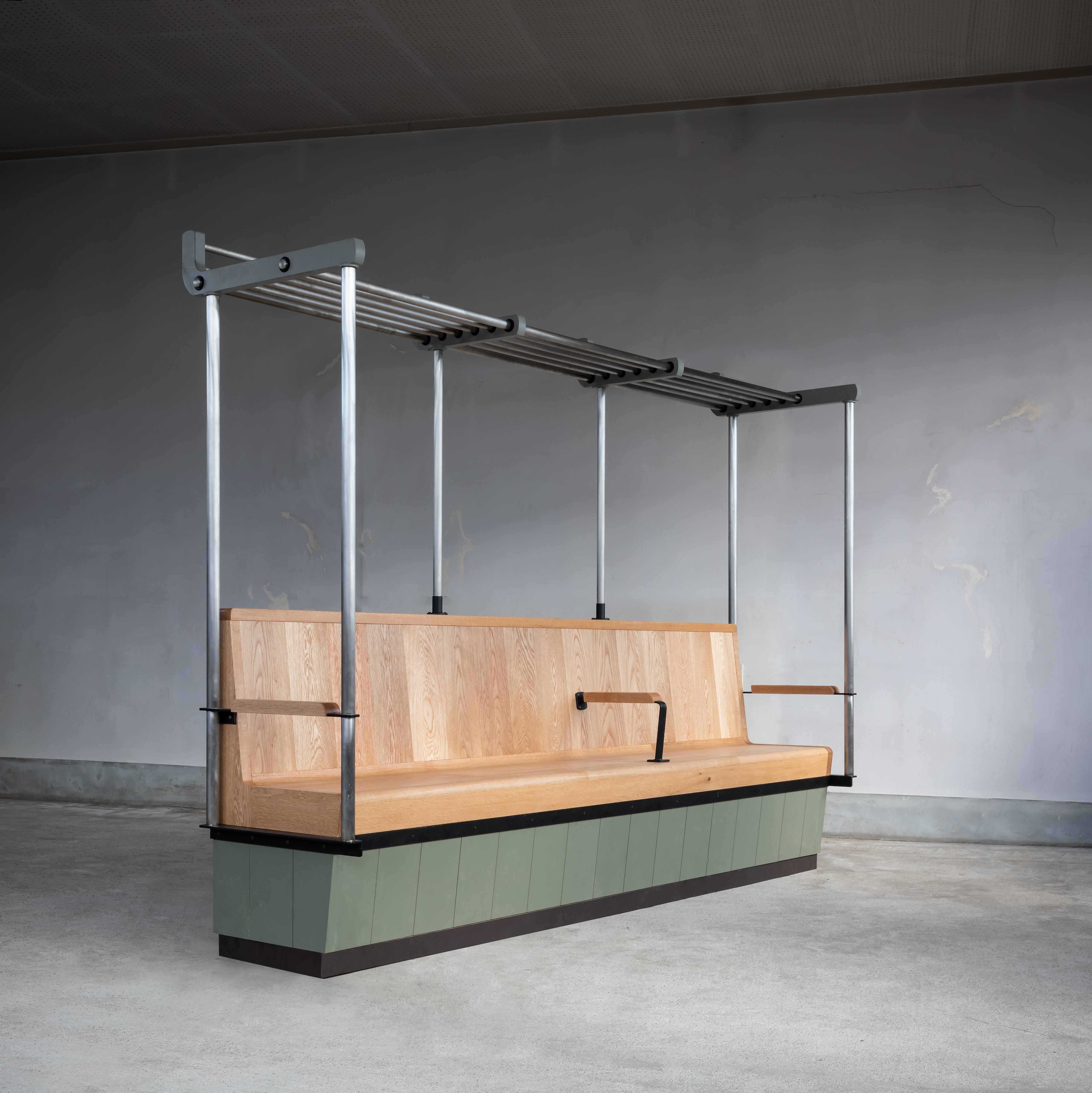 Shelf Bench