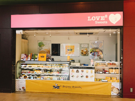 Love2 Sweets アスナル金山 催事出店