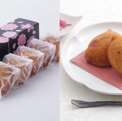 『 桜ケーキ 』