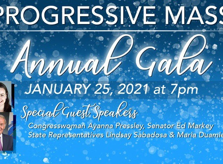 Progressive Mass Annual Gala