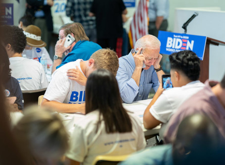 Phone Banks for Biden/Harris