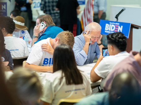 Phone Banks for Biden/Harris