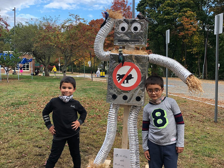 2020 Spooktacular Scarecrow Contest Winners