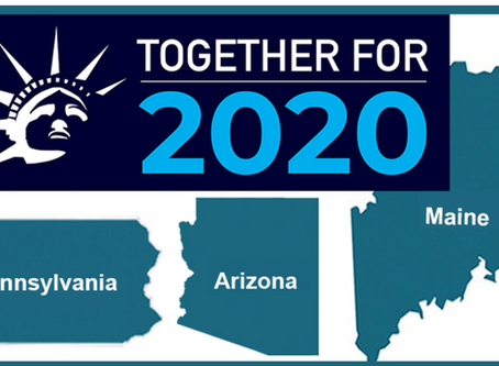 Join Volunteer Summit to Flip States Blue