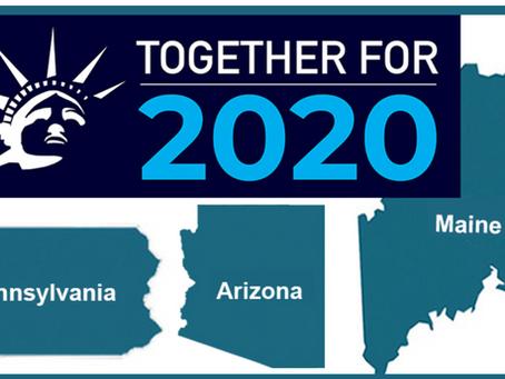 Join Volunteer Summit to Flip States Blue