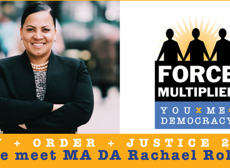 Fight Voter Suppression with DA Rachael Rollins