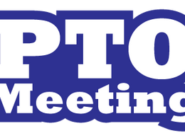 PTO Meeting - March 24th at 7pm