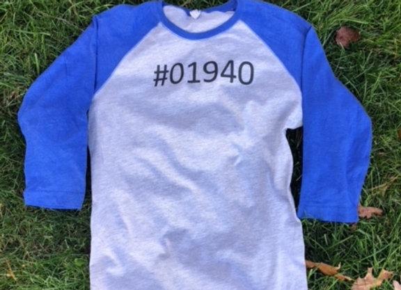 Baseball shirt #01940