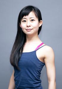 Kanako Minami Tänzerin und Tanzpedagogin